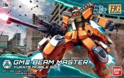 Figurka HGBD 1/144 Gundam III Beam Master