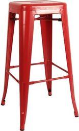 King Home Hoker Tower czerwony