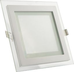 ART Panel LED ART, square, 160mm, 12W, AC-230V, WW 3000K