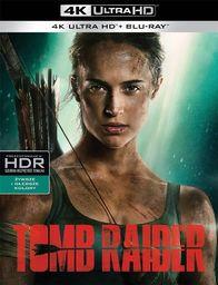 FILM  TOMB RAIDER (2BD 4K)