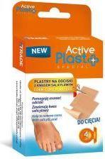 Ntrade Plastry na odciski z kwasem salicylowym d/
