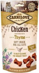 CARNILOVE Carnilove Cat Snack Fresh Soft Chicken+Thyme 50g