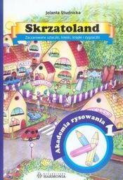 Skrzatoland. Akademia rysowania...cz.1