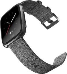 Smartwatch Fitbit Versa Special Edition Czarno-szary  (FB505BKGY-EU)