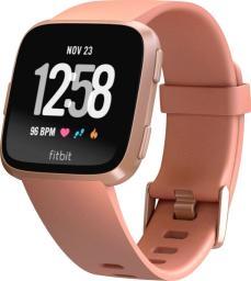 Smartwatch Fitbit Versa Różowe złoto Różowy  (FB505RGPK-EU)