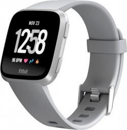Smartwatch Fitbit Versa Szary Srebrny  (FB505SRGY-EU)