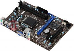Płyta główna MSI  B75MA-E33 Intel B75 LGA 1155  mATX (B75MA-E33)