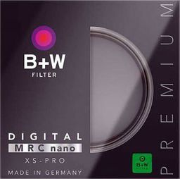 Filtr B+W XS-PRO Clear MRC-Nano 007 49 mm 1066103