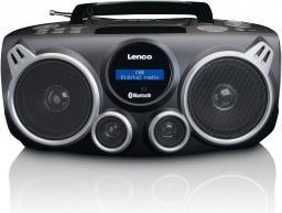 Radioodtwarzacz Lenco SCD-685 czarny