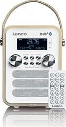 Radio Lenco PDR-050 beżowe