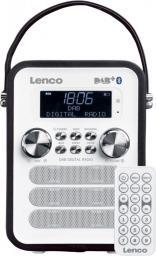 Radio Lenco czarny (PDR-050)