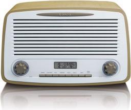 Radio Lenco DAR-012 beżowy