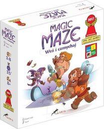 Lacerta Gra Magic Maze - Weź i czmychaj