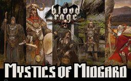 Portal Games Gra planszowa Blood Rage: Mistycy z Midgardu
