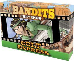 Rebel Gra Colt Express Bandits - Cheyenne
