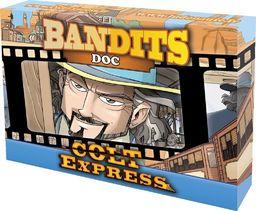 Rebel Gra Colt Express Bandits - Doc