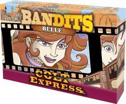 Rebel Gra Colt Express Bandits - Belle