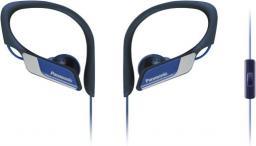 Słuchawki Panasonic RP-HS35ME-A niebieskie