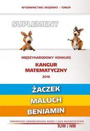 Mat. z wesołym kangurem - Suplement 2018- Żaczek..