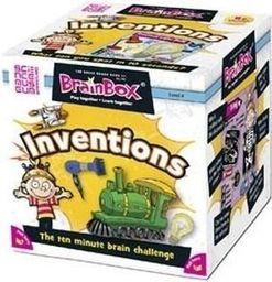 Albi BrainBox Inventions wersja angielska ALBI