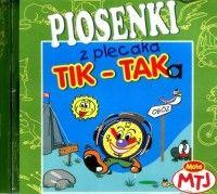 Piosenki z plecaka Tik-Taka