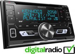 Radio samochodowe Kenwood DPX-7100DAB
