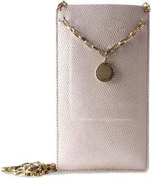 Puro Etui Glam Chain Uniwersalne gold Chain perłowe r. XL