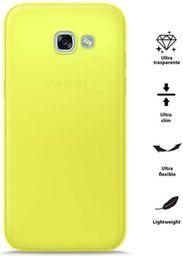 Puro Etui 0.3 Nude Galaxy A3 (2017) fluo Yellow