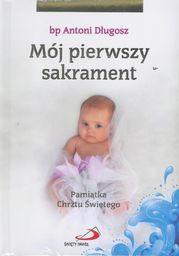 Edycja Świętego Pawła Mój I sakrament Chrztu Świętego - Dziewczynka