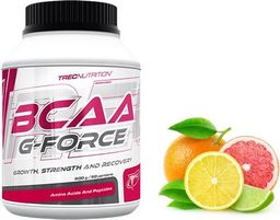 Trec Nutrition BCAA g-force cytryne grejpfrut 600g