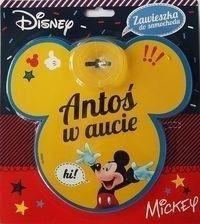 MCD Zawieszka Miki - Antoś w aucie