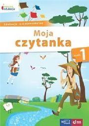 Szurowska Beata - Moja czytanka Klasa 1, oprawa miękka