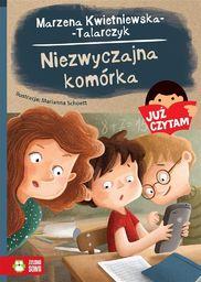 Kwietniewska-Talarczyk Marzena - Już czytam! Tom 23. Niezwyczajna komórka, oprawa miękka ze skrzydełkami