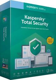Kaspersky Lab Total Security 3 Urządzenia 1 Rok (KL1949G5CFS-9)