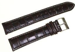 Bisset Skórzany pasek do zegarka Bisset 20 mm BS-110.20.18.05
