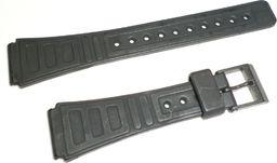 Diloy Pasek zamiennik 124F3 do zegarka Casio AQW-5 18 mm