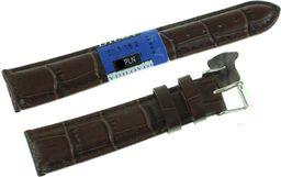 Diloy Skórzany pasek do zegarka 18 mm Diloy SL1.18.2