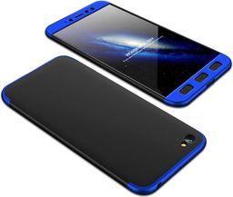 Hurtel 360 Protection etui na całą obudowę przód + tył Xiaomi Redmi Note 5A czarno-niebieski