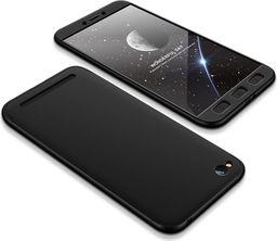 Hurtel 360 Protection etui na całą obudowę przód + tył Xiaomi Redmi 5A czarny