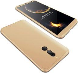 Hurtel Etui Huawei Mate 10 Lite 360 Protection pokrowiec na przód + tył złoty