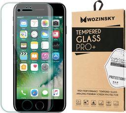 Wozinsky Szkło hartowane Wozinsky na cały ekran LCD do iPhone 7 Plus przezroczyste