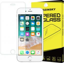 Wozinsky New Full Screen szkło hartowane 9H do iPhone X