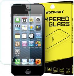 Wozinsky Hartowane szkło ochronne 9H PRO+ iPhone SE 5S 5