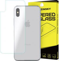 Wozinsky Szkło hartowane 9H do iPhone X (27329-uniw)