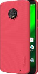 Nillkin Etui Frosted Shield Motorola Moto G6 Plus - Red