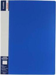 BIUR-FOL Album Ofer.10 Kieszeni Niebieski