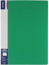 BIUR-FOL Album Ofer.20 Kieszeni Zielony