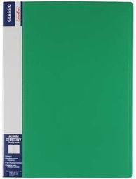 BIUR-FOL Album Ofer.30 Kieszeni Zielony