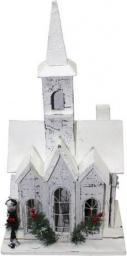 Domek świąteczny LED (95383)