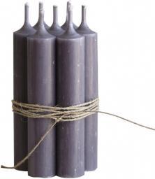 Chic Antique Świeca fioletowa (47942-uniw)